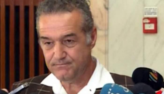 """Primele declaraţii ale lui Gigi Becali după condamnare: """"Îmi pare rău că am rămas în ţară! Am fost trădat de statul român! Mă predau singur, nu trimiteţi mascaţii!"""" / FOTO"""
