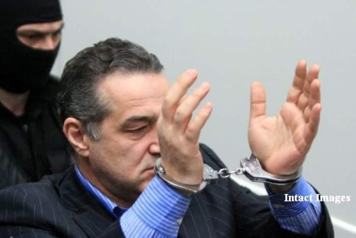 Gigi Becali a ajuns la Penitenciarul Rahova