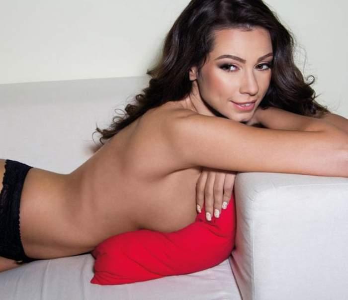 Iuliana Luciu se bate cu Irina Shayk şi Alessandra Ambrosio pentru titlul de cea mai sexy femeie din lume. Are vreo şansă asistenta tv?