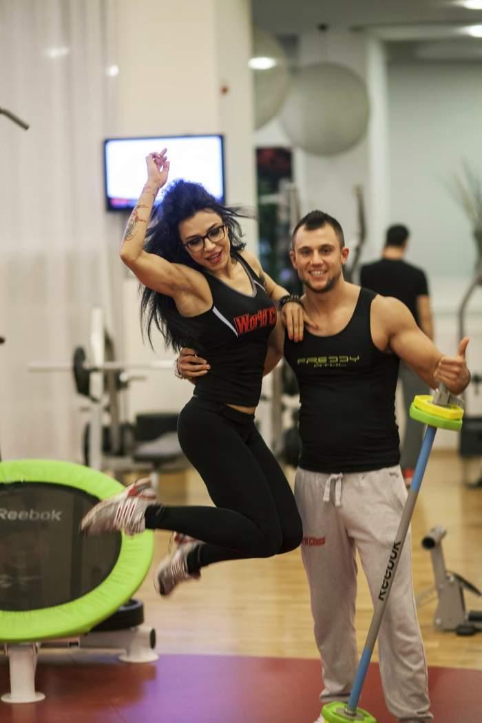 DJ Wanda a aflat secretul formei perfecte! Află ce legătură există între sex şi fitness!