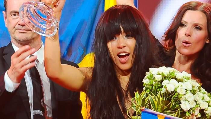 Câştigătoarea Eurovision vine în România