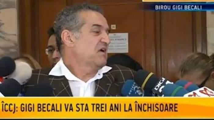 """""""Gigi Becali plăteşte taxă de protecţie clanurilor mafiote, în închisoare"""". Află cine face această declaraţie incredibilă"""