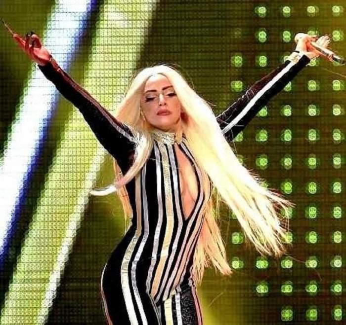 Lady Gaga a devenit vedetă de cinema