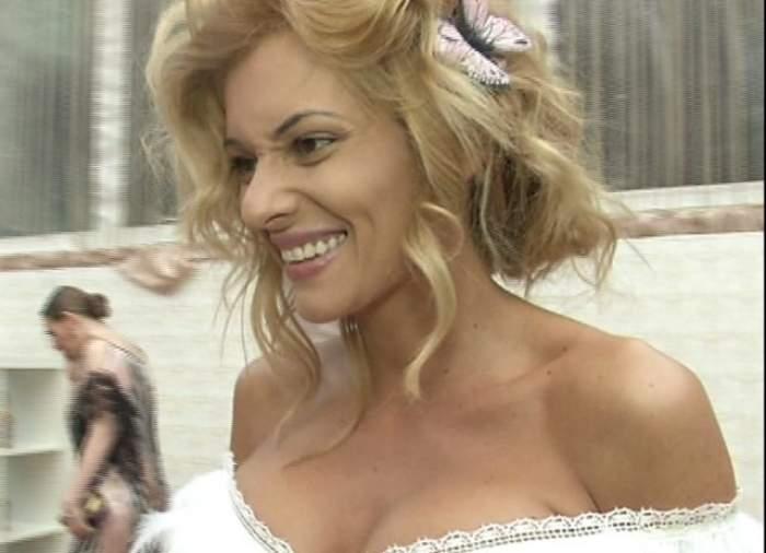 Se visează prinţesă! Designerul Maria Simion o imită pe Kate de Wales