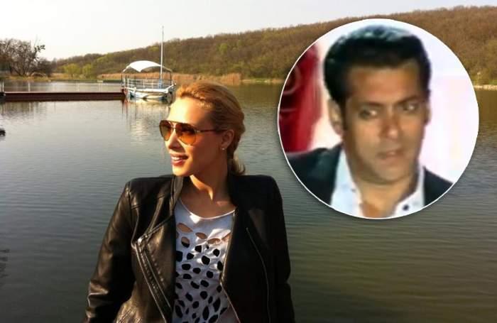 Iulia Vântur, jignită de tatăl lui Salman Khan! De ce o acuză bătrânul Salim pe blondă