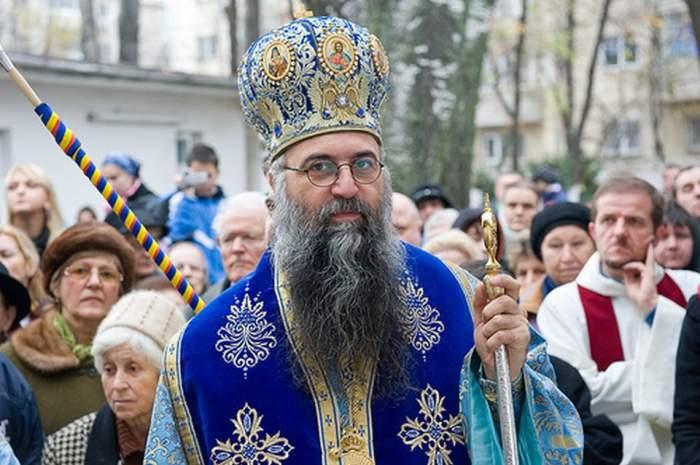 Episcopul Varsanufie subiect de dispută între biserică şi Gigi Becali