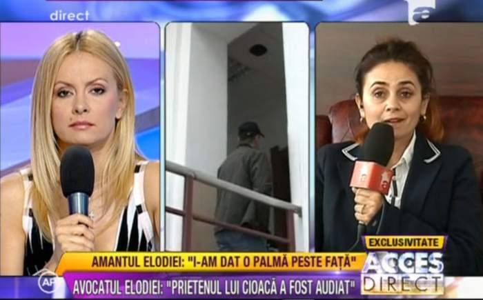 Ce spune avocata Elodiei Ghinescu despre bătaia primită de aceasta de la amant