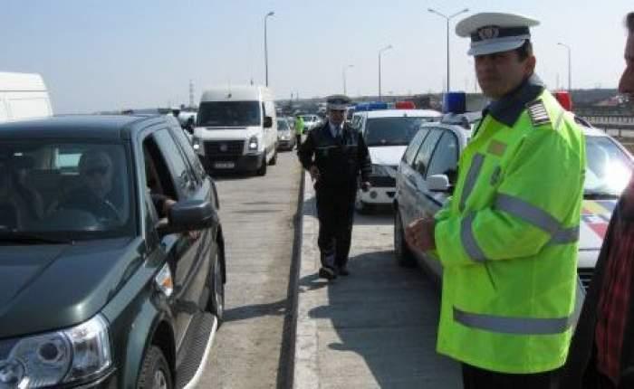 Un român a făcut aroganţa vieţii! Poliţiştilor nu le-a venit să creadă câns au văzut asta!