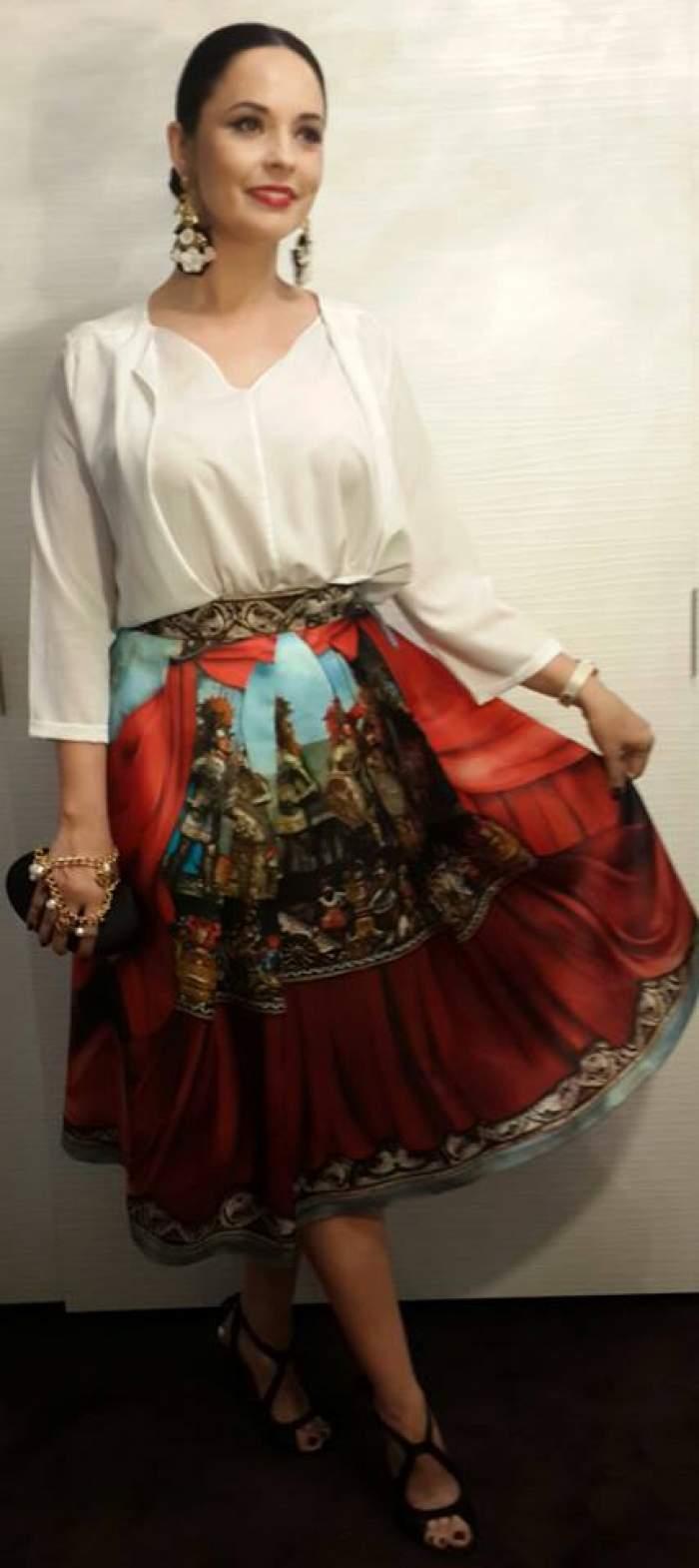"""Andreea Marin, din nou în faţa altarului! Imagini emoţionante cu """"Zâna"""" / foto"""