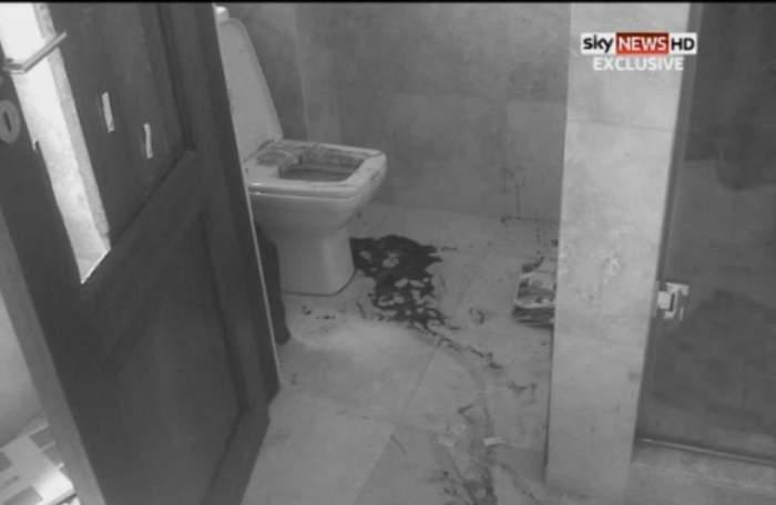 Şocant! Au apărut primele imagini din apartamentul unde atletul Pistorius şi-a ucis iubita