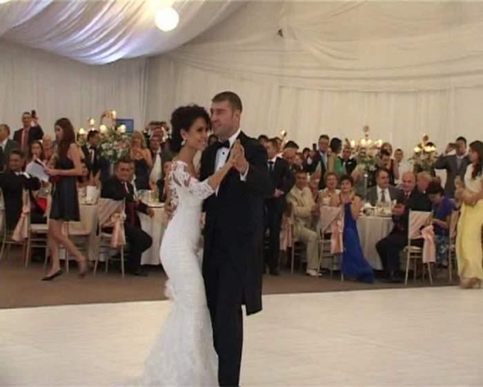 Lucian Bute a avut cel mai mare şi mai scump cort de nuntă din România. Vezi cât de mult a costat!