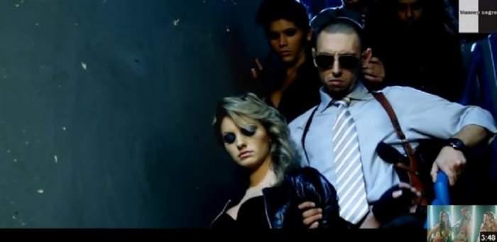 Incredibil! Marcel Prodan a agresat-o prima dată pe Alexandra Stan într-un videoclip!