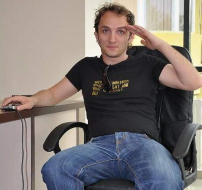 """Mihai Trăistariu îi ia apărarea impresarului bătăuş al Alexandrei Stan? """"Îi cunosc pe amândoi. El e chiar foarte calm, faţă de ea!"""""""