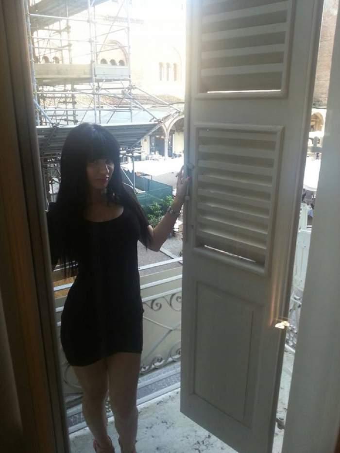 Roxana Marinescu vrea să vină din Italia şi cu un copil, şi cu un contract generos! Află aici ce are de gand