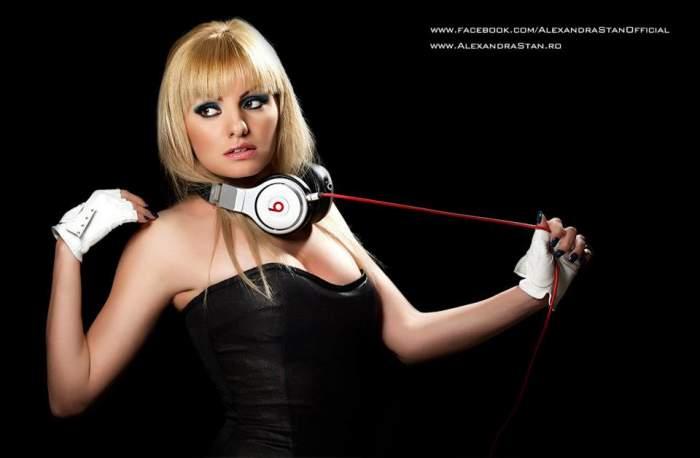 Se teme să nu rămână cu sechele! Alexandra Stan, consiliată psihologic. Află ultimele noutăţi despre starea cântăreţei!