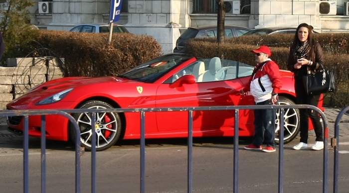Minune plătea 15.000 de euro pe an întreţinerea la Ferrari! Acum a scăpat de cheltuială :)
