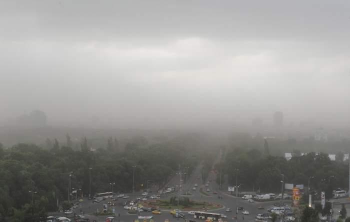 COD GALBEN de ploi, grindină şi descărcări electrice! Vezi zonele afectate!