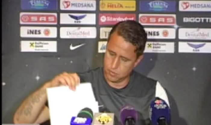 Reghecampf nu aşteaptă decizia UEFA şi a făcut anunţul mult aşteptat! Află dacă pleacă sau rămâne la Steaua!