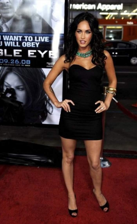 """Vrei să ai un corp sexy ca al lui Megan Fox? Uite cum îşi menţine silueta actriţa din """"Transformers"""""""