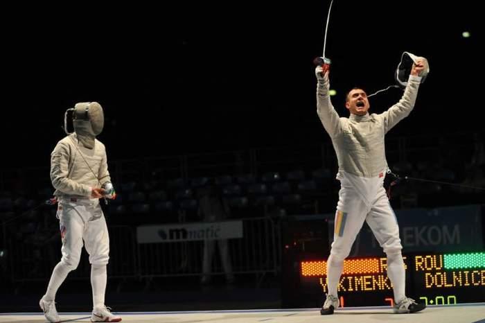 Încă o medalie de aur pentru România la Campionatele Europene de Scrimă de la Zagreb