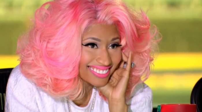 """Mori de râs! Nicki Minaj, batjocorită cu """"stil"""" de o celebritate din America! Imaginile astea îţi vor face ziua mai frumoasă / Video"""