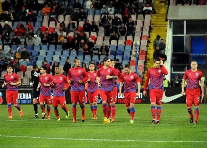 Totul sau nimic! Steaua e judecată azi de UEFA
