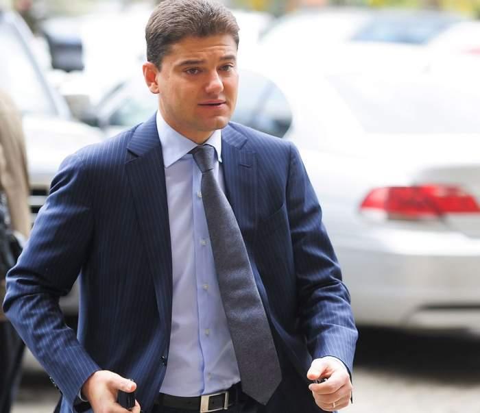 Sexy politicianul Cristi Boureanu e la parchet! Află în ce belele a intrat bărbatul Valentinei Pelinel