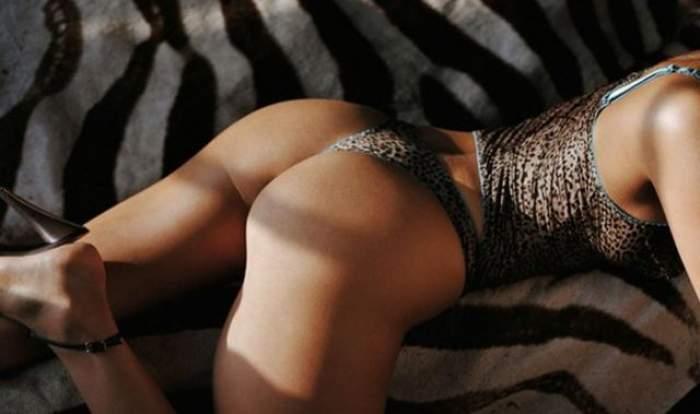 Imaginile pe care le aşteptau toţi bărbaţii! Un superb fotomodel îşi arată sânii şi fundul într-un pictorial incendiar! / Foto