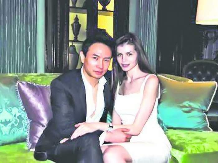 Monica Gabor a părăsit România în secret! Fosta doamnă Columbeanu este la Paris cu Mr. Pink! Se lasă cu nuntă?