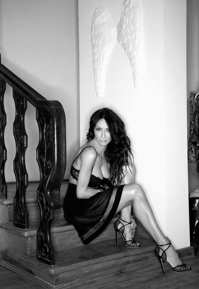 """Mihaela Rădulescu duce lipsă de un bărbat: """"Ah, dacă aş avea cu cine"""""""