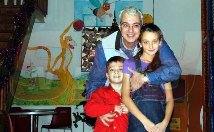 Cătălin Crişan trăieşte o adevărată dramă! Artistul e renegat de proprii copii