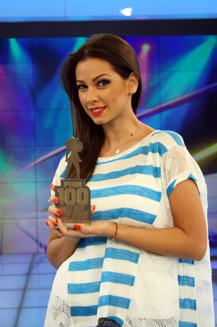 Iuliana Luciu, în topul celor mai sexy femei din lume! Află ce loc ocupă vedeta