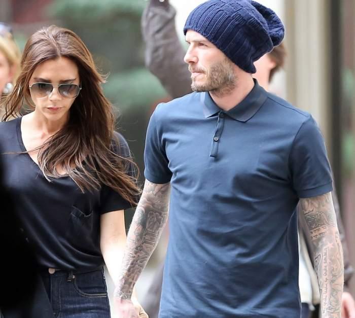 Fotografia pe care toată lumea o aştepta! Victoria Beckham, aşa cum nu ai mai văzut-o niciodată! Vezi imaginea care valorează milioane!