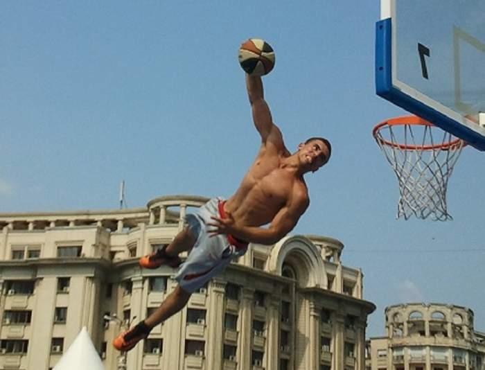 White men CAN jump! Ăsta este cel mai mare turneu de baschet organizat vreodata în România! / Galerie foto