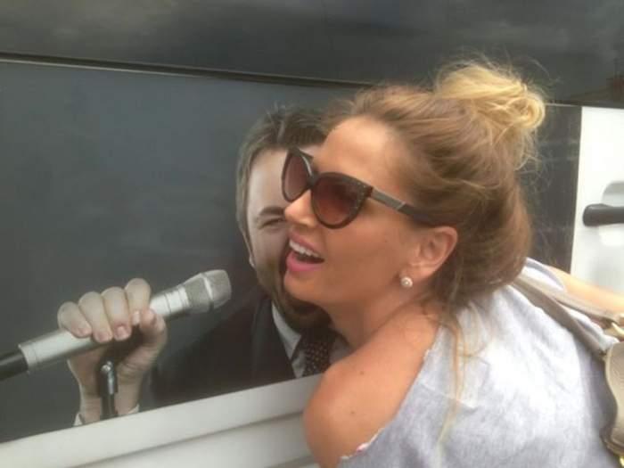 """Andreea Bănică, înnebunită după Horia Brenciu? """"De când am făcut poza asta, am o dilemă îngrozitoare"""""""
