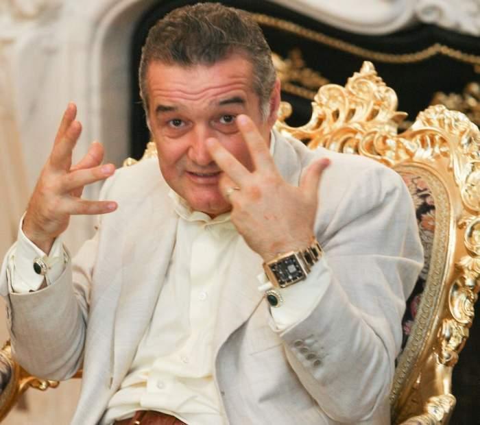 """Gigi  Becali şochează din închisoare: """"Dau 200.000 de euro şpagă"""". Vezi pe ce a vrut să """"arunce"""" atâţia bani!"""