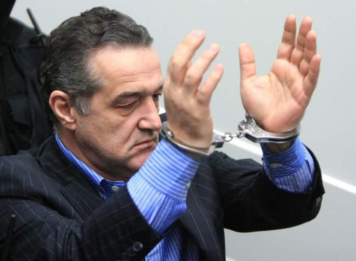 Becali a împlinit 55 de ani în închisoare! Care a fost primul lucru pe care l-a făcut Gigi de dimineaţă
