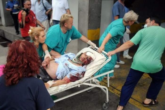 Ai rude sau prieteni printre răniţii din Muntengeru? Uite la ce spitale din Bucureşti poţi să-i găseşti!