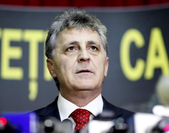 Ministrul Mircea Duşa a pierdut noţiuni de logică şi limbă română. Le declară nule! Uite cum a comis-o în ziua în care România plânge! / Audio