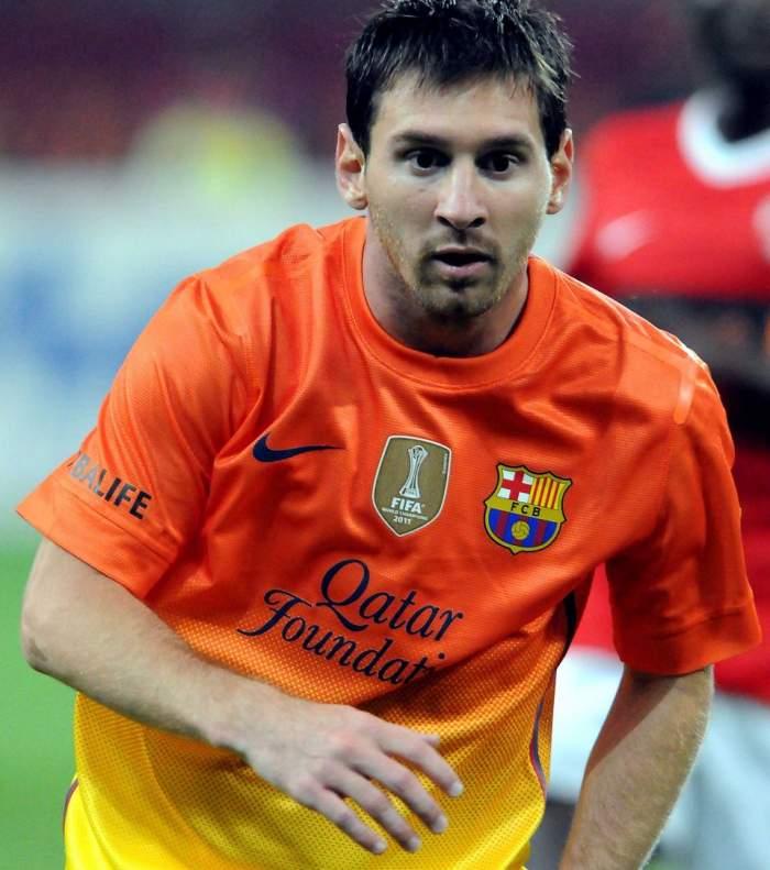Messi a roşit când a văzut asta! O starletă porno l-a felicitat într-un mod deosebit de ziua lui! / Foto