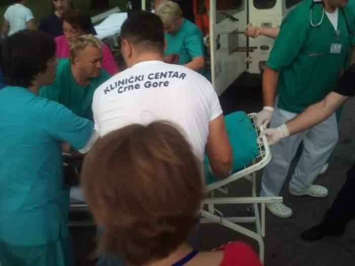 Răniţii accidentului din Muntenegru, audiaţi de procurori