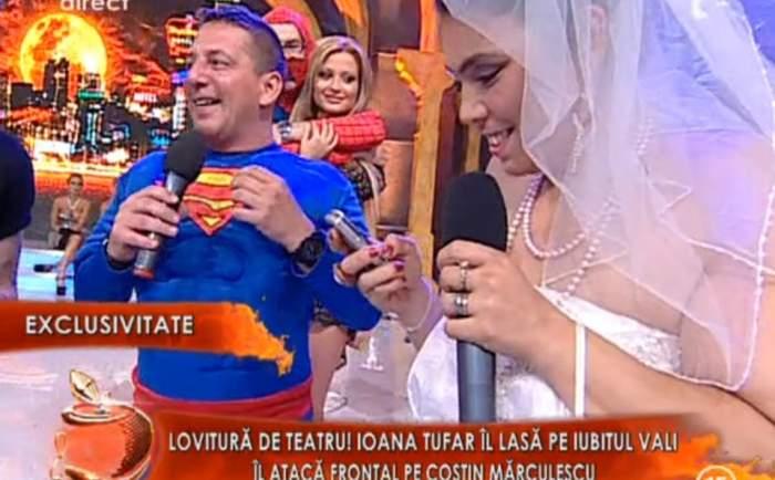 """Asta da bombă! Costin Mărculescu a cerut-o de nevastă pe Ioana Tufar: """"Simt că suntem făcuţi unul pentru celălalt"""" / Video"""