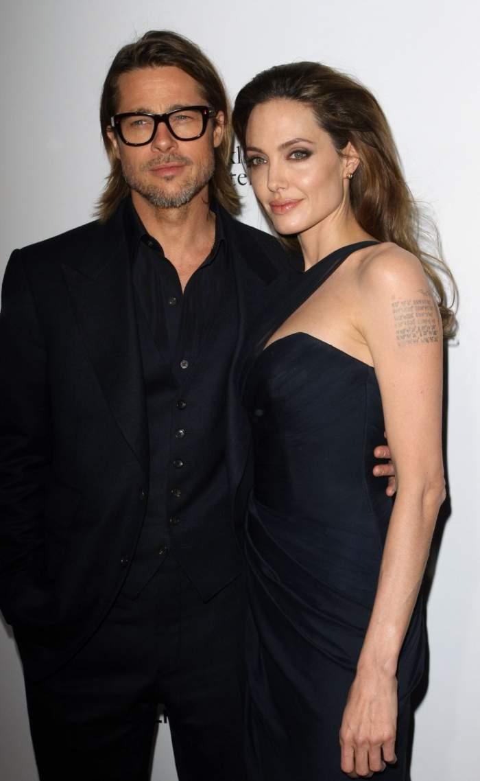 Cel mai aşteptat eveniment de la Hollywood! Angelina Jolie şi Brad Pitt au stabilit data nunţii!