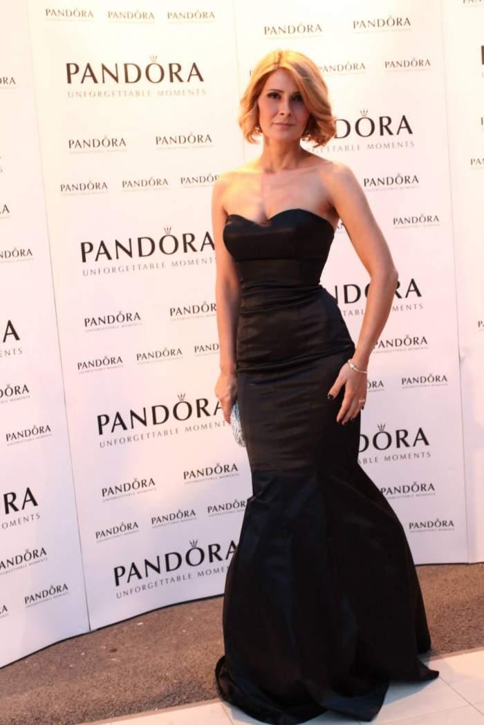 Alessandra Stoicescu, superbă într-o rochie libaneză