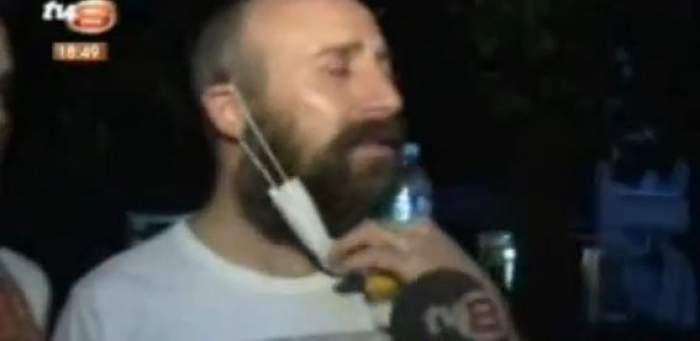 Proteste violente în Turcia!  Halit Ergenc, actorull din Suleyman Magnificul, a ieşit în stradă alături de demonstranţi / Video
