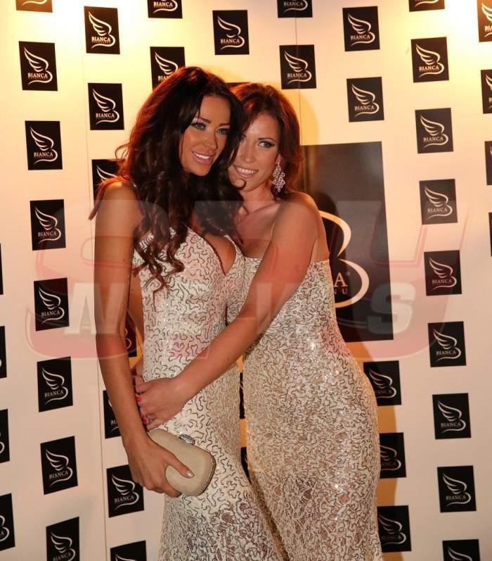 Uite ce seamănă surorile Drăguşanu! Care e mai frumoasă, Bianca sau Oana?