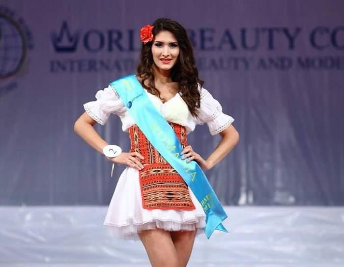 O româncă a ajuns în top 10 cele mai frumoase femei din lume! Uite cine e modelul care ne face ţara cunoscută! Foto