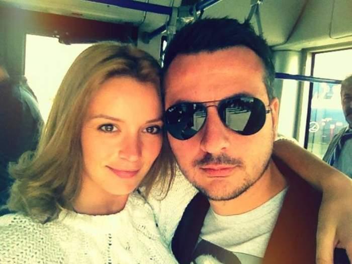 Diana Dumitrescu confirmă divorţul de Ducu Ion. Ce spune actriţa despre despărţirea lor