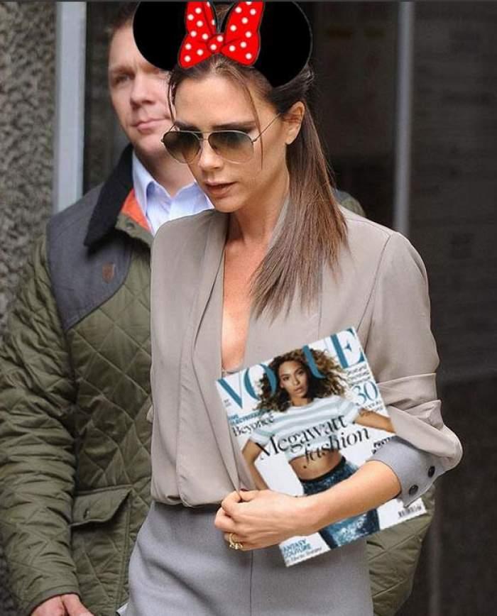 Victoria Beckham, rasfatata de designerii celebri! Uite cum arata sandalele personalizate pentru fosta  Posh Spice!