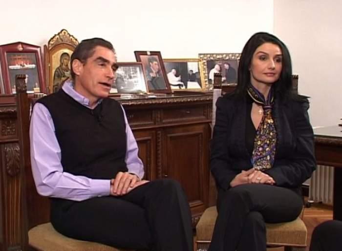 Petre Roman şi Silvia Chifiriuc împlinesc 4 ani de căsătorie. Află cum vor sărbători